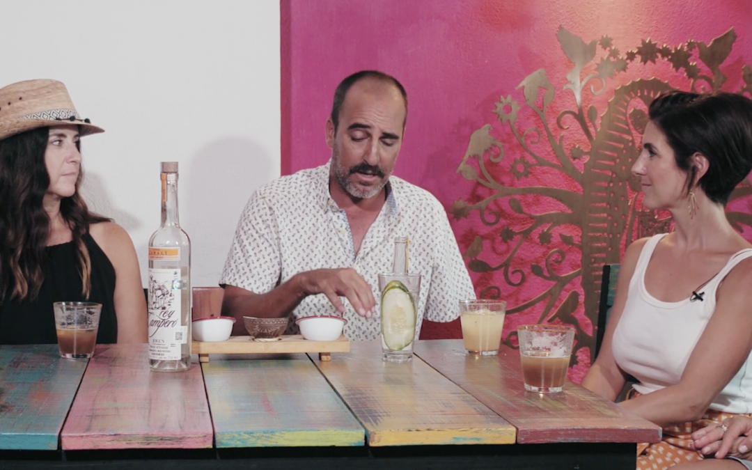 Mezcal 101 with Bliss Events