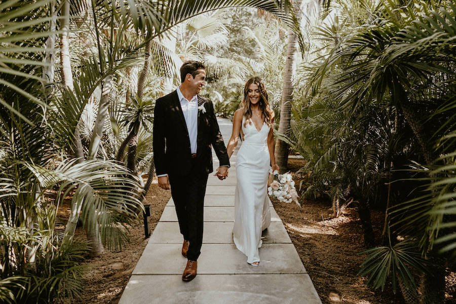 Minimalist Destination Wedding Forged in Love and Neutrals at Acre Baja