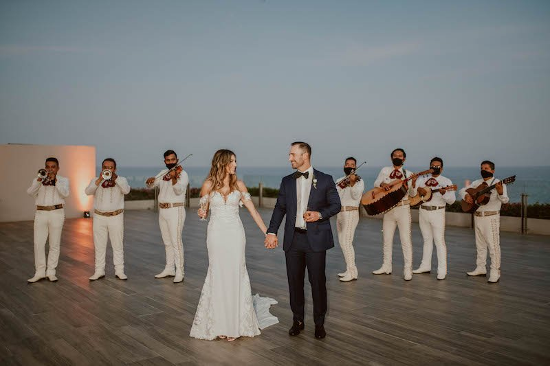 Opulent Destination Wedding at Grand Velas Los Cabos