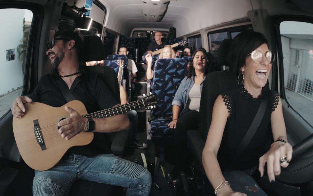 Carpool Karaoke with Bliss Events and Kilometro Band